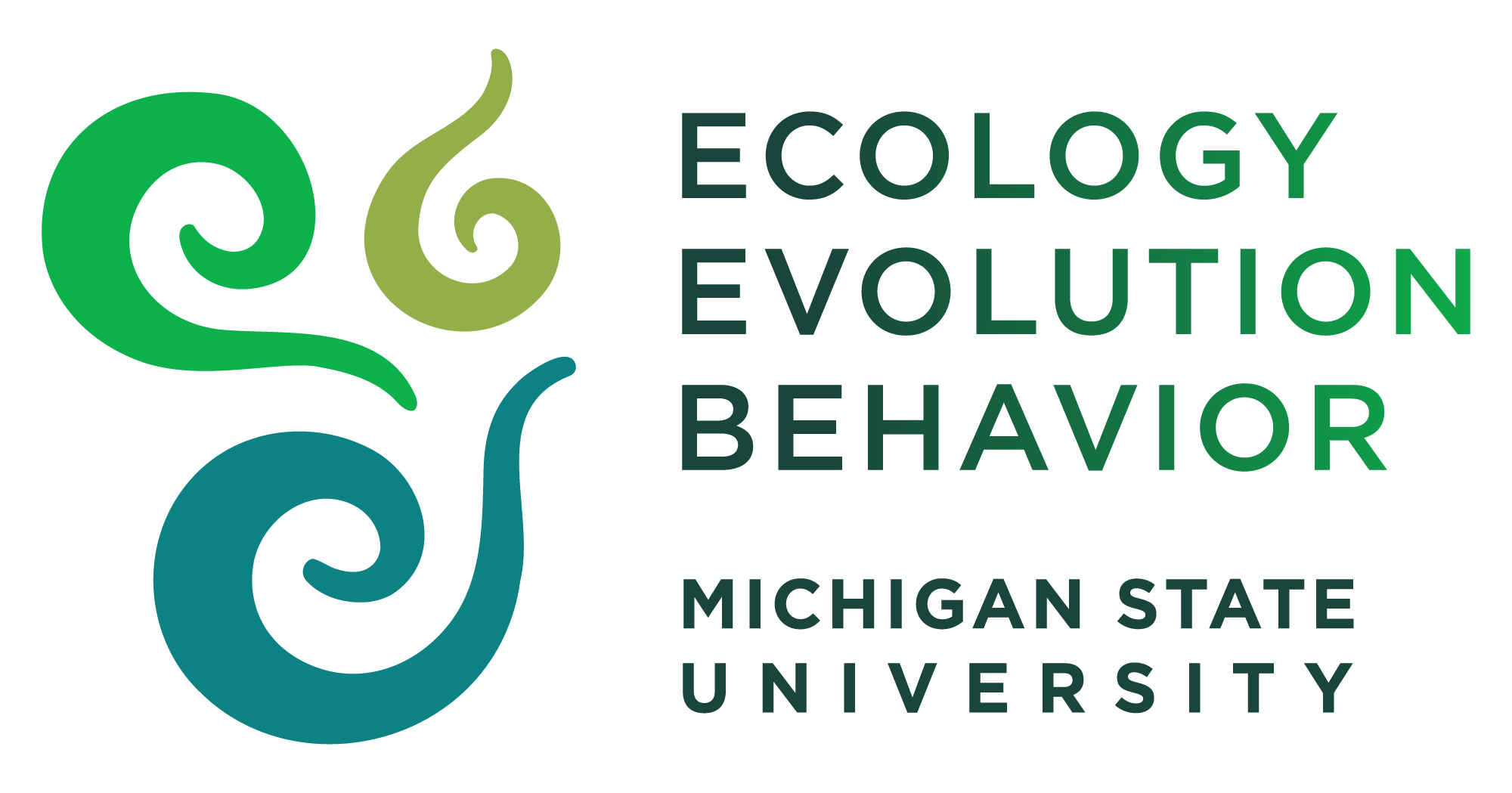 Michigan State University Ecology, Evolution, and Behavior Program graphic